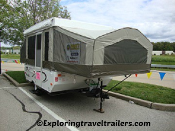Popup Travel Trailers