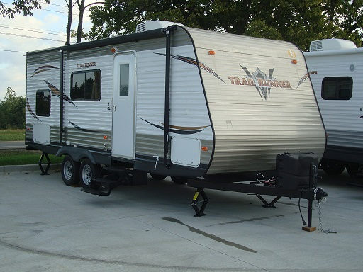 Types Of Travel Trailers